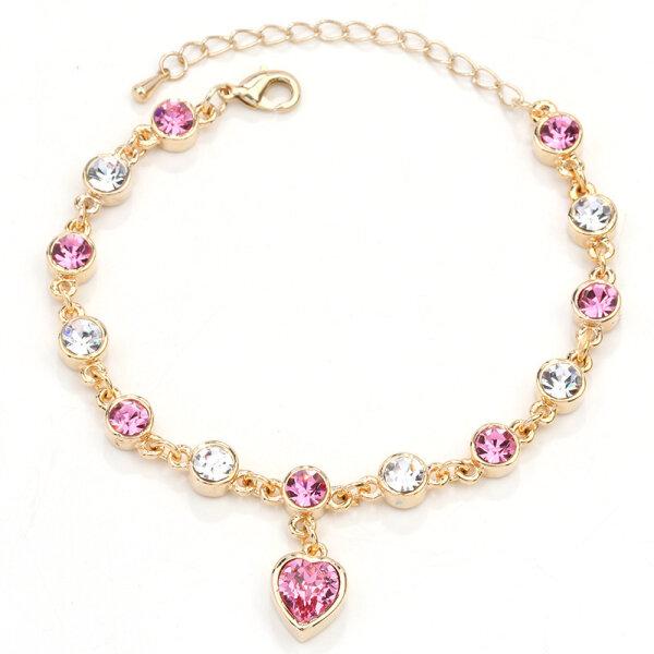 Gold/Rosa